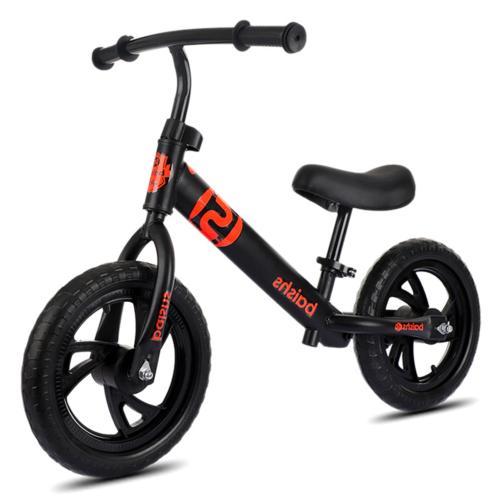 BAISHS No Pedal Toddler Balance Bike Kids Mountain Bikes Chi