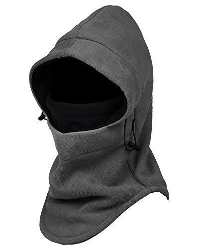 balaclava fleece hood
