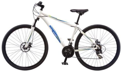 Mongoose Men's Banish Hybrid Wheel 18-Inch/Medium