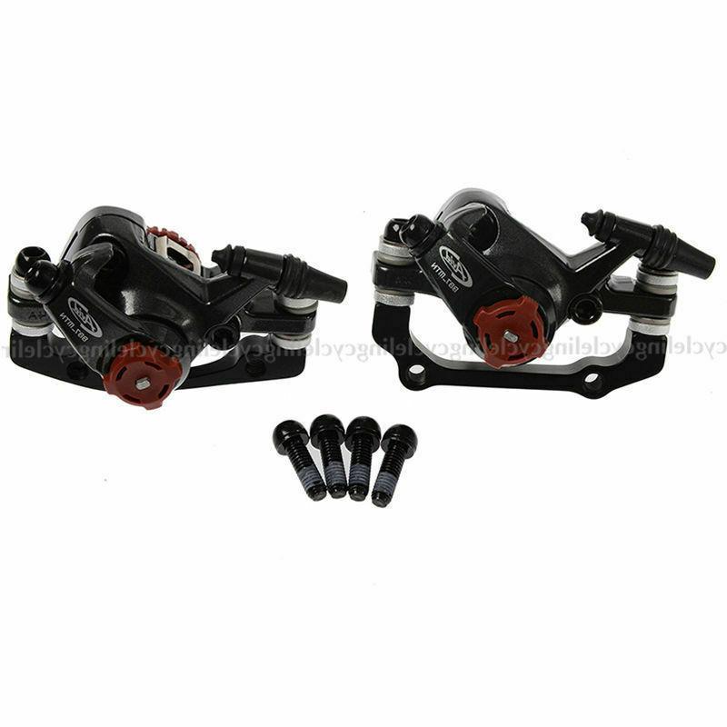 AVID BB7 Bike Brakes Front & Calipers 160mm HS1 Rotors