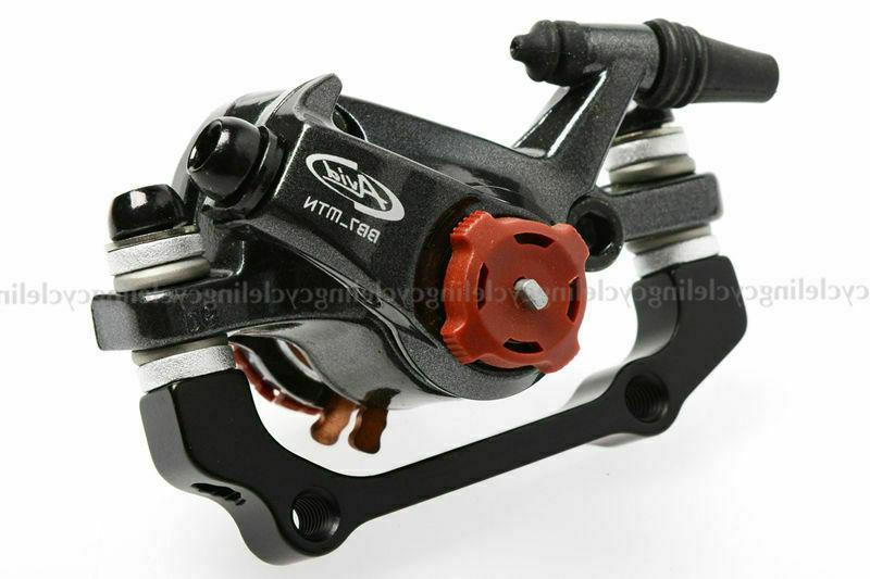 AVID Bike Brakes Front Calipers FR7 Brake 160mm HS1 Rotors