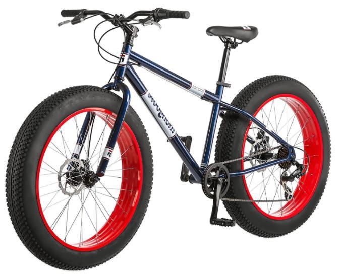 Dolomite Tire Mountain Bike Blue Red