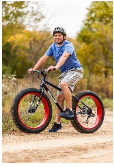 Best 26 Inch Dolomite Mens Tire Blue Red