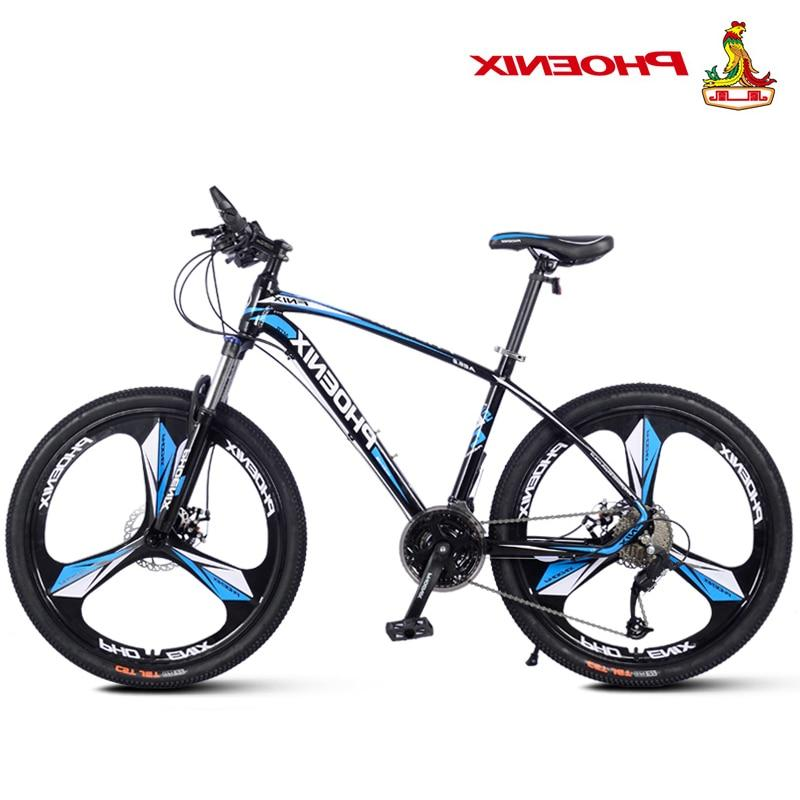 Phoenix Bicycle Micro-transfer 27 Speed <font><b>Mountain</b></font> <font><b>Road</b></font> <font><b>Bike</b></font> Women <font><b>Mountain</b></font> Bicycle Racing