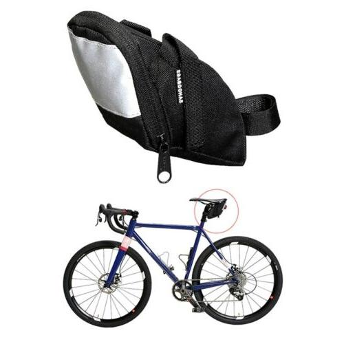 bike saddle bag mountain bike under seat
