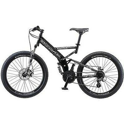 "26"" Mongoose Blackcomb Bike"