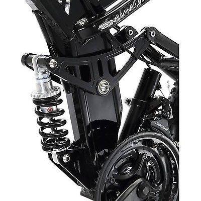 "26"" Mongoose Blackcomb Bike Black"