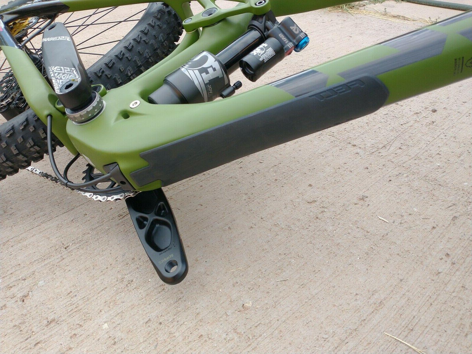 Brand New Carbon Fiber Felt Compulsion 170mm and on the