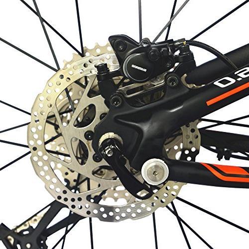 BEIOU Dual Mountain Bicycles 27.5 Bike 1x11 Frame CB22
