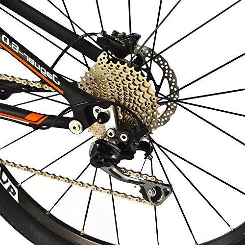 BEIOU Carbon Mountain 27.5 MTB 650B Bike Shimano SLX 1x11 T700 Frame