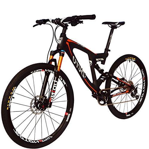 BEIOU Mountain Bicycles 27.5 Inch MTB 650B Bike Shimano 1x11 12.7kg Frame 3K