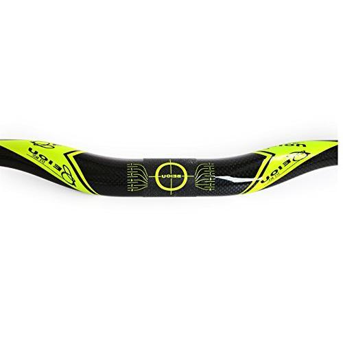 BEIOU Carbon Fiber Handle Bar Unibody Mountain Bike Riser 720mm Bike Ultralight T700