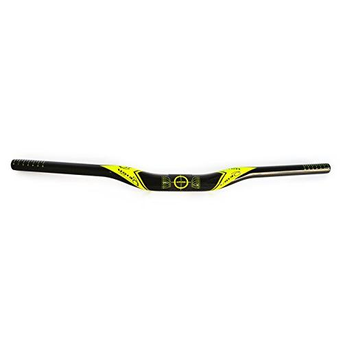 carbon fiber handle bar unibody