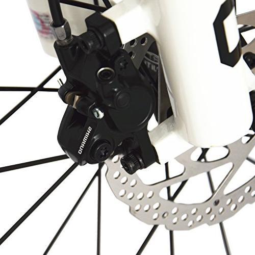 BEIOU Bike Shimano M610 Ultralight 10.8 26 Routing Toray Orange CB005
