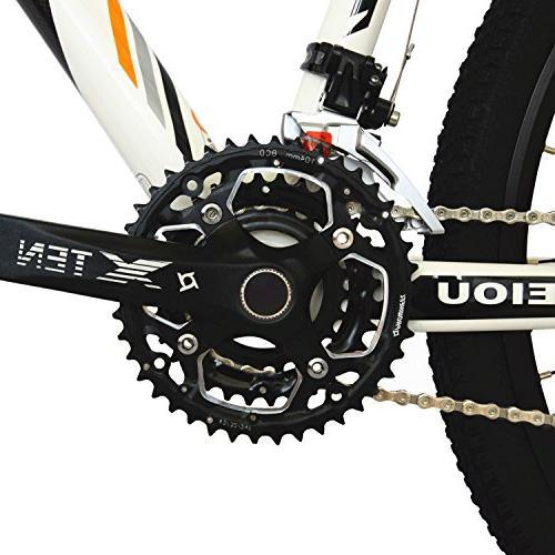BEIOU Bike Hardtail MTB M610 Ultralight kg 26 Routing Toray T800 Orange