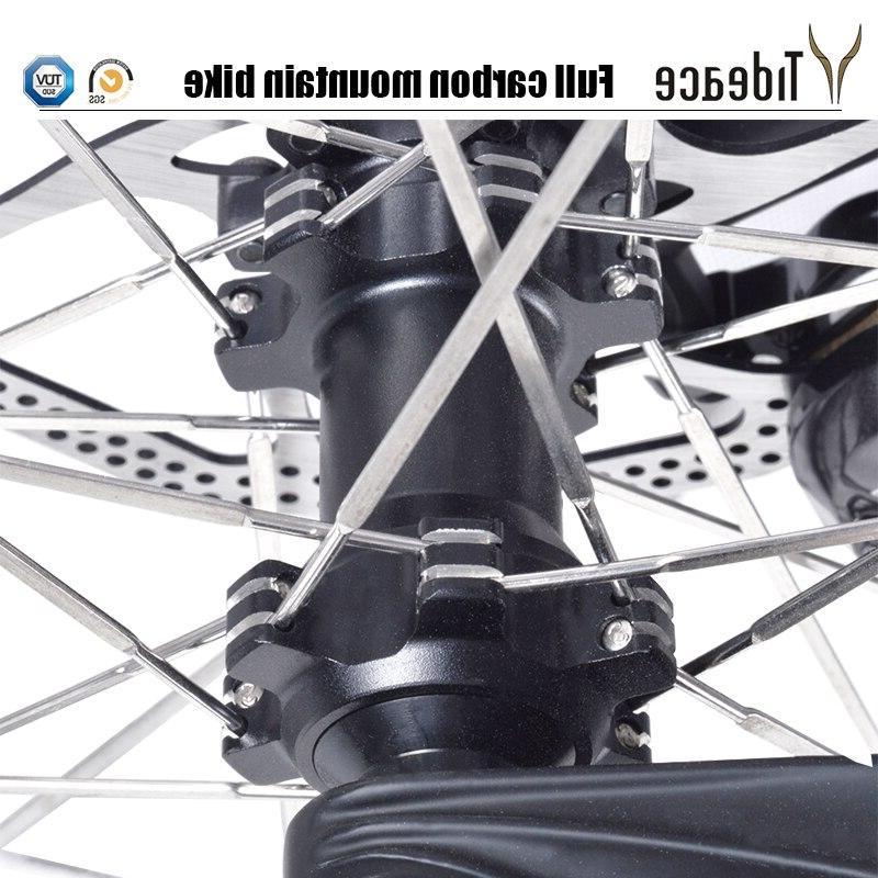 Carbon Fiber MTB <font><b>Mountain</b></font> <font><b>Bike</b></font> light 33 30 11 Speed XT M8000 29er