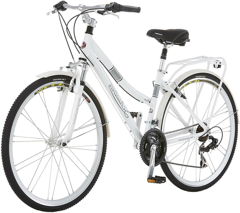 discover hybrid bike