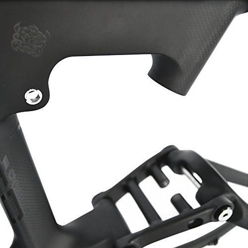 BEIOU 3K Mountain Bike Matte Black Internal Ultralight MTB