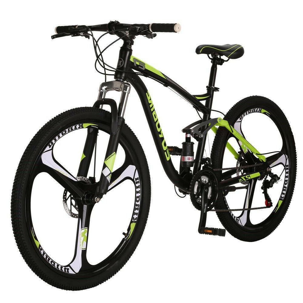 E7 Mountain Bike 21 Mens MTB