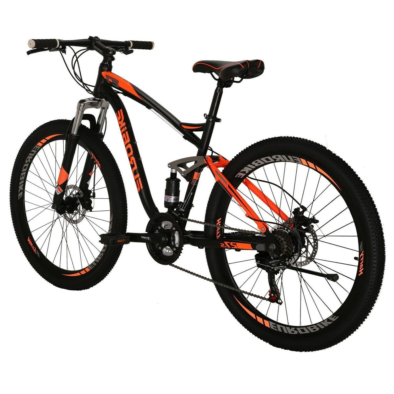 "E7 Speed 27.5"" Suspension Mens Bikes Brake"