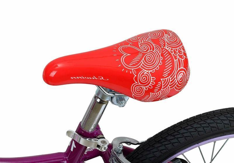 Schwinn Elm Girl'S Bike With Smartstart, 12-14-16-18-20-Inch Multiple Co