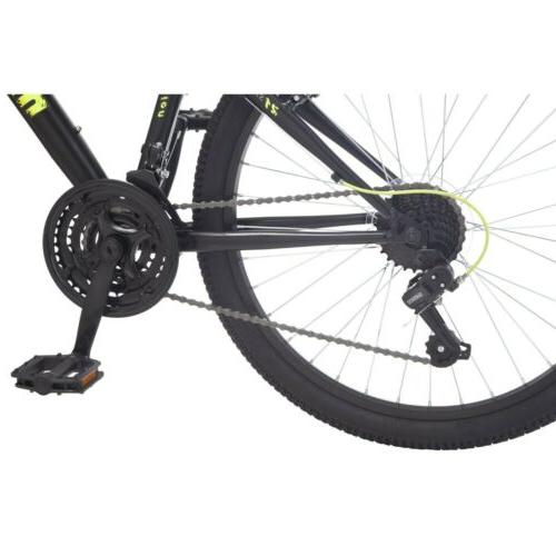 "🔥🔥Mongoose Excursion Bike, 24"", Black/Neon Green"
