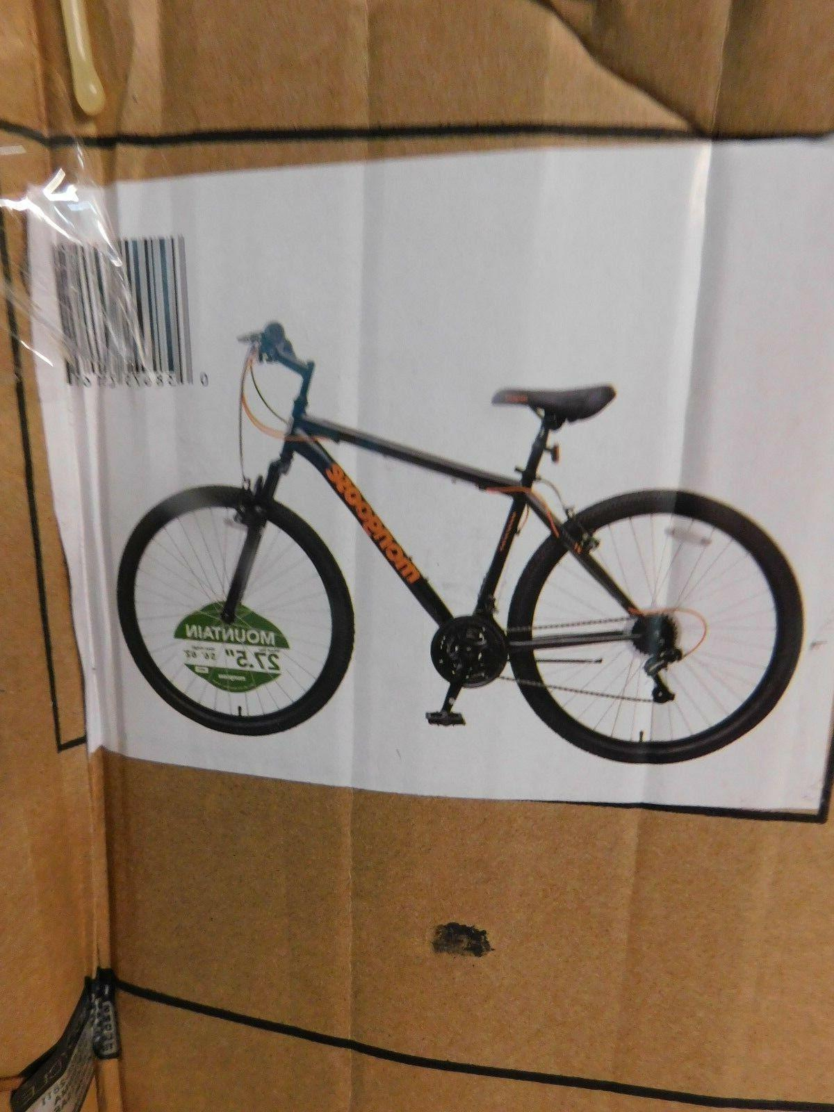 excursion mountain bike