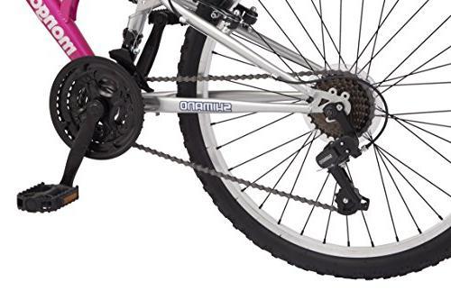 Mongoose Girls Bike,