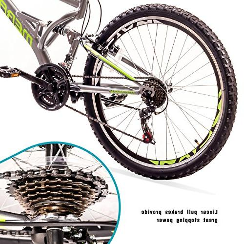 Merax Falcon Mountain 21-Speed 26-inch