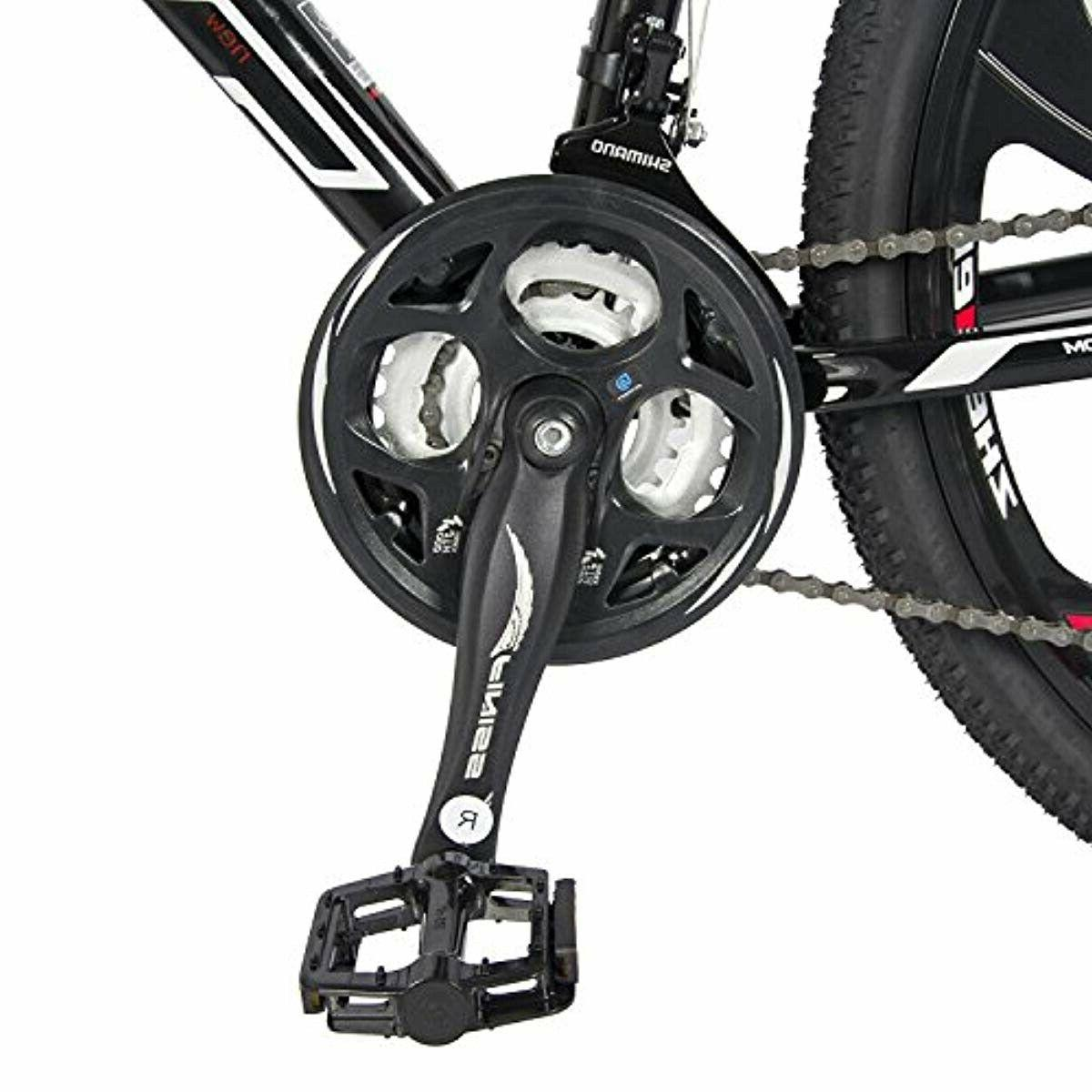 "Merax 26"" Aluminum 21 Wheel Mountain Bike"