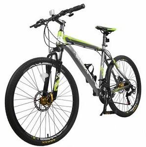 finiss 26 aluminum 21 speed mountain bike