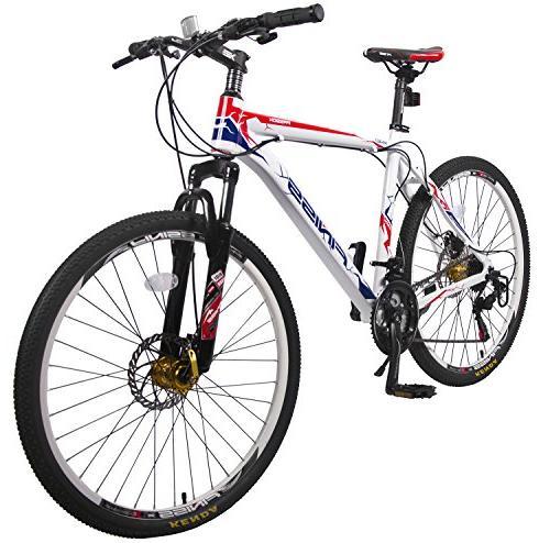 finiss aluminum mountain bike