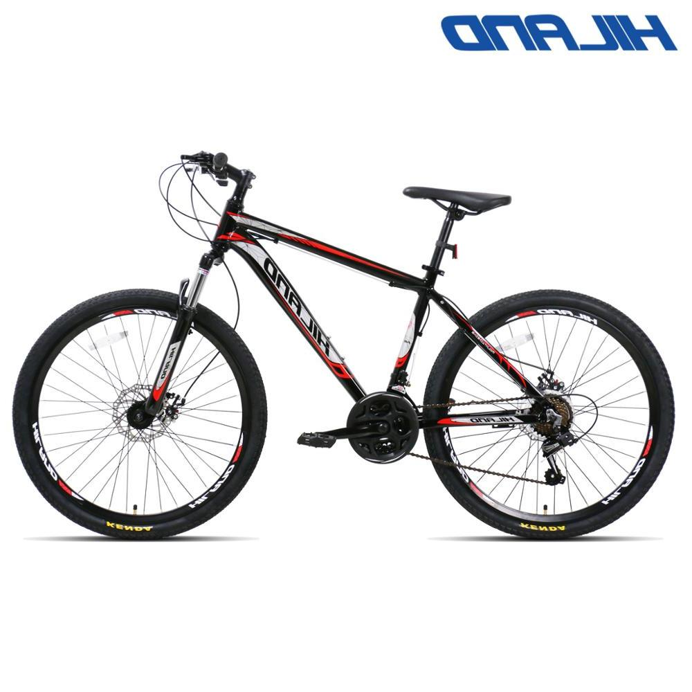 HILAND <font><b>26</b></font> <font><b>Bike</b></font> Double Disc Mountain Bicycle Service