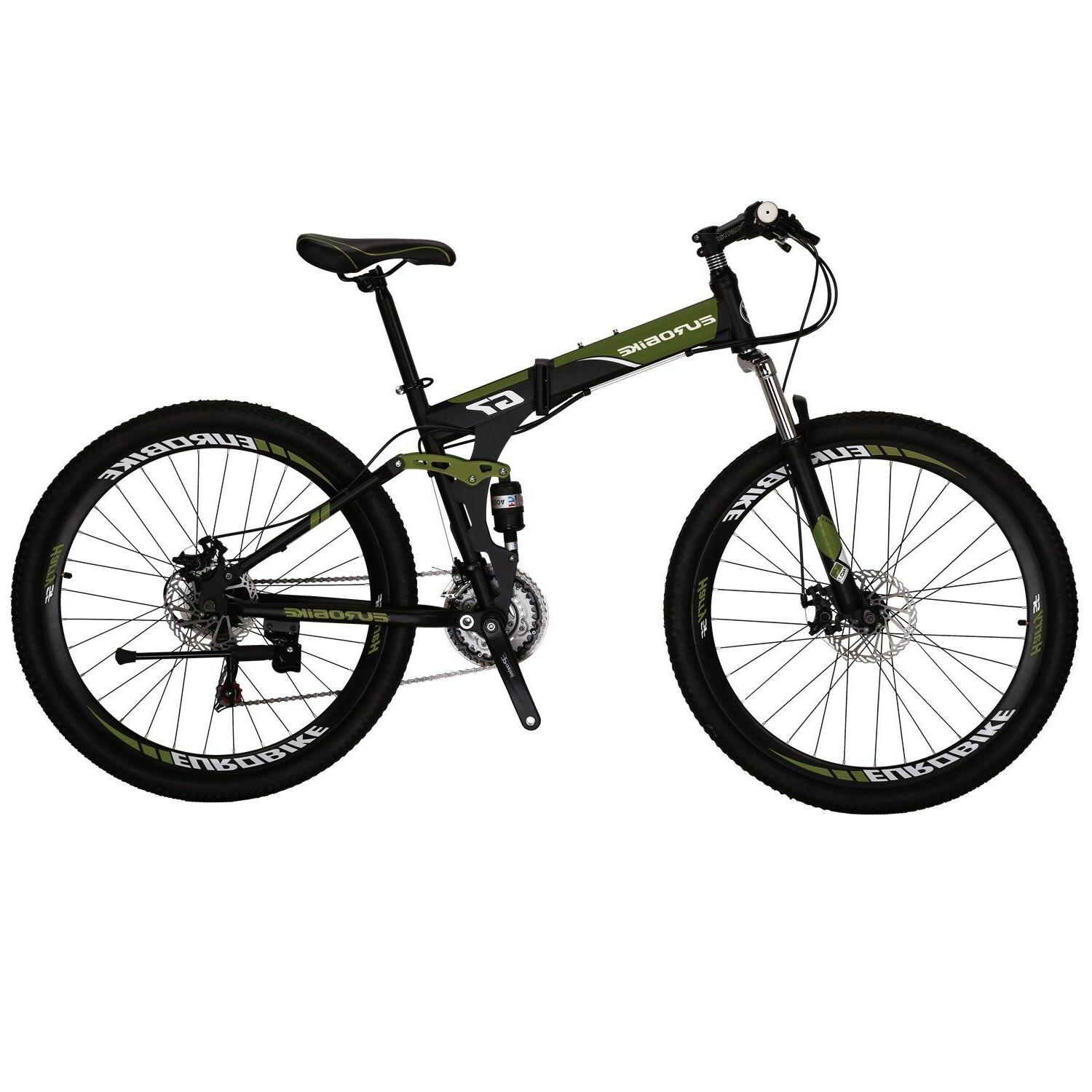 Full Bike 21 Bicycle Mens Disc MTB