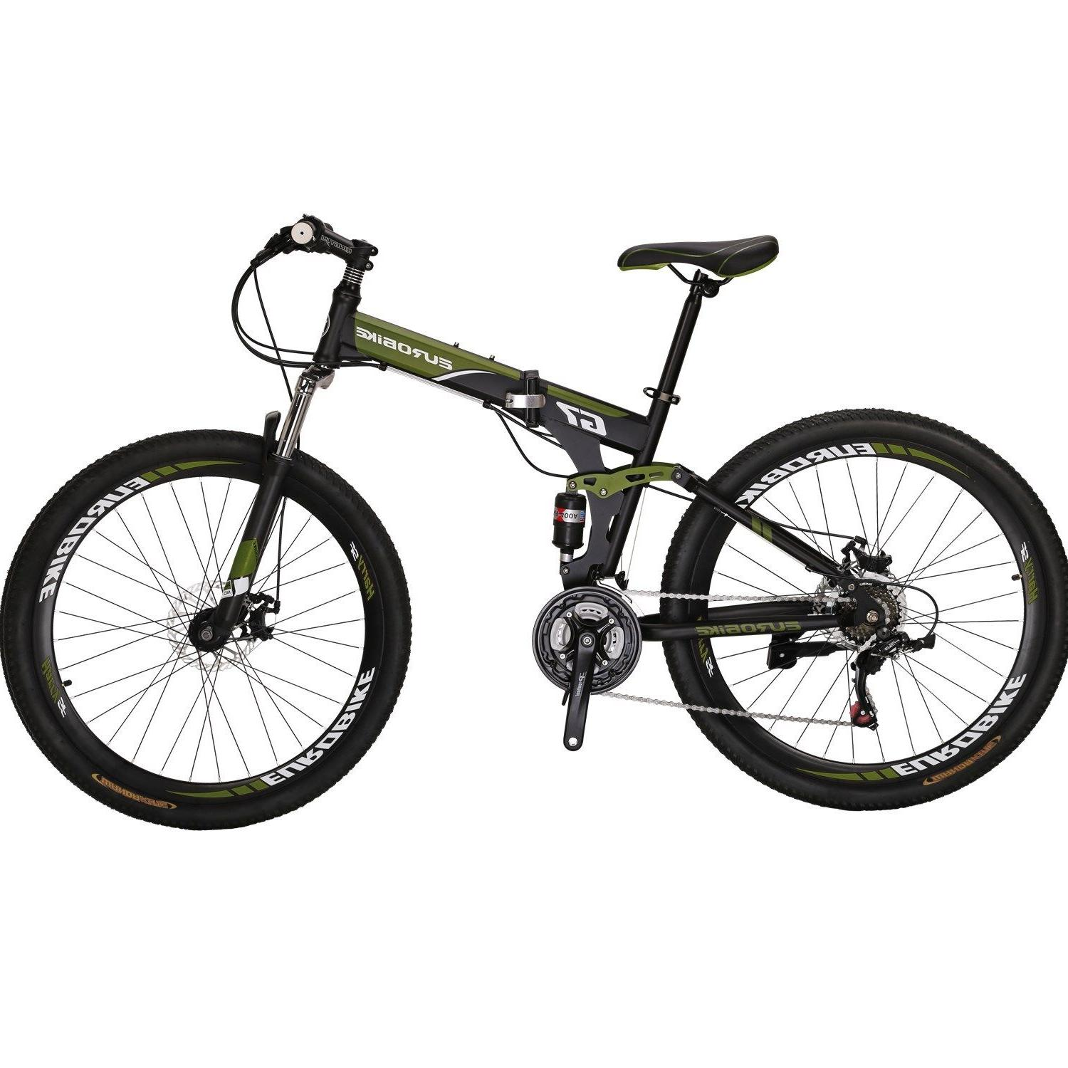 full suspension folding mountain bike 27 5