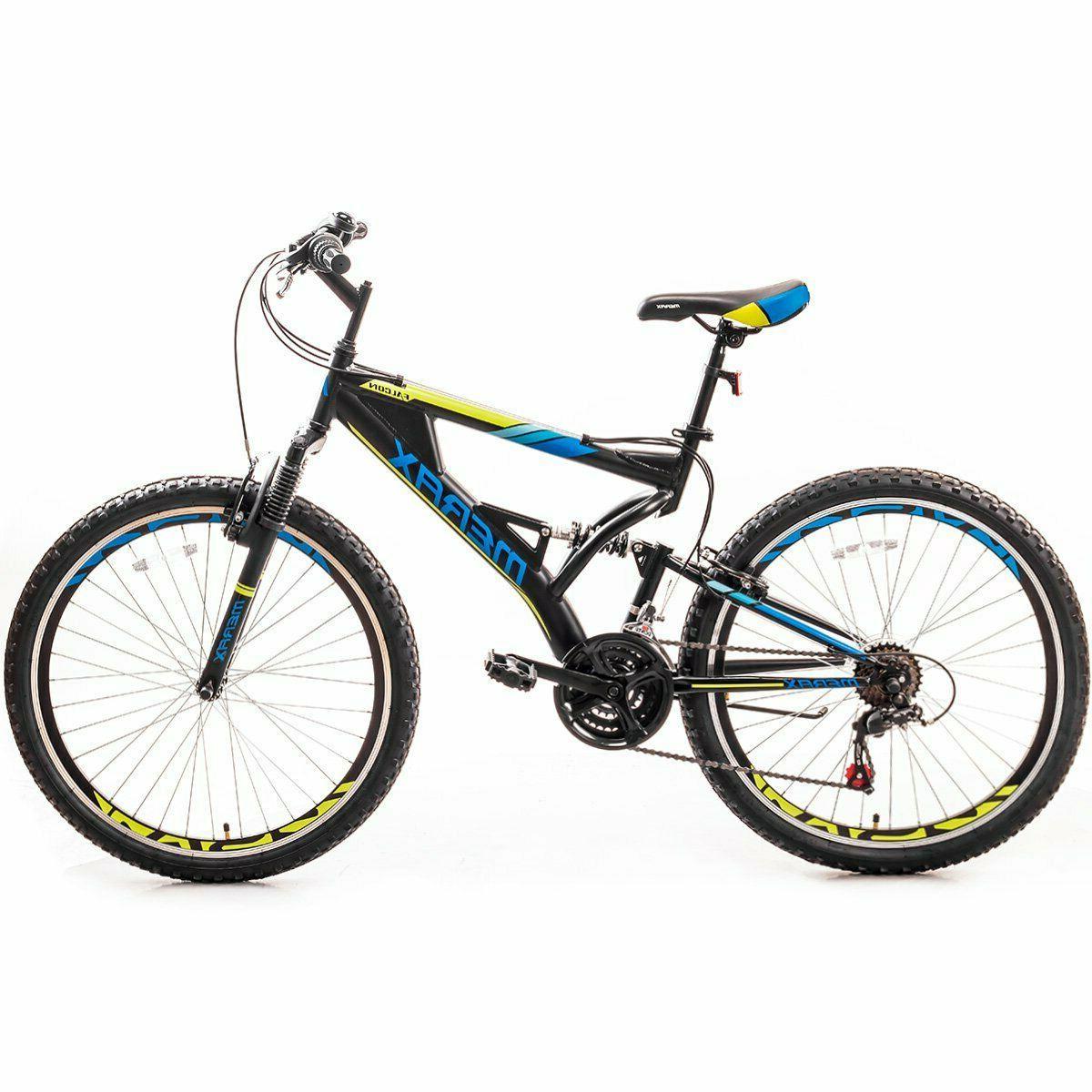Full Aluminum Frame Bicycle