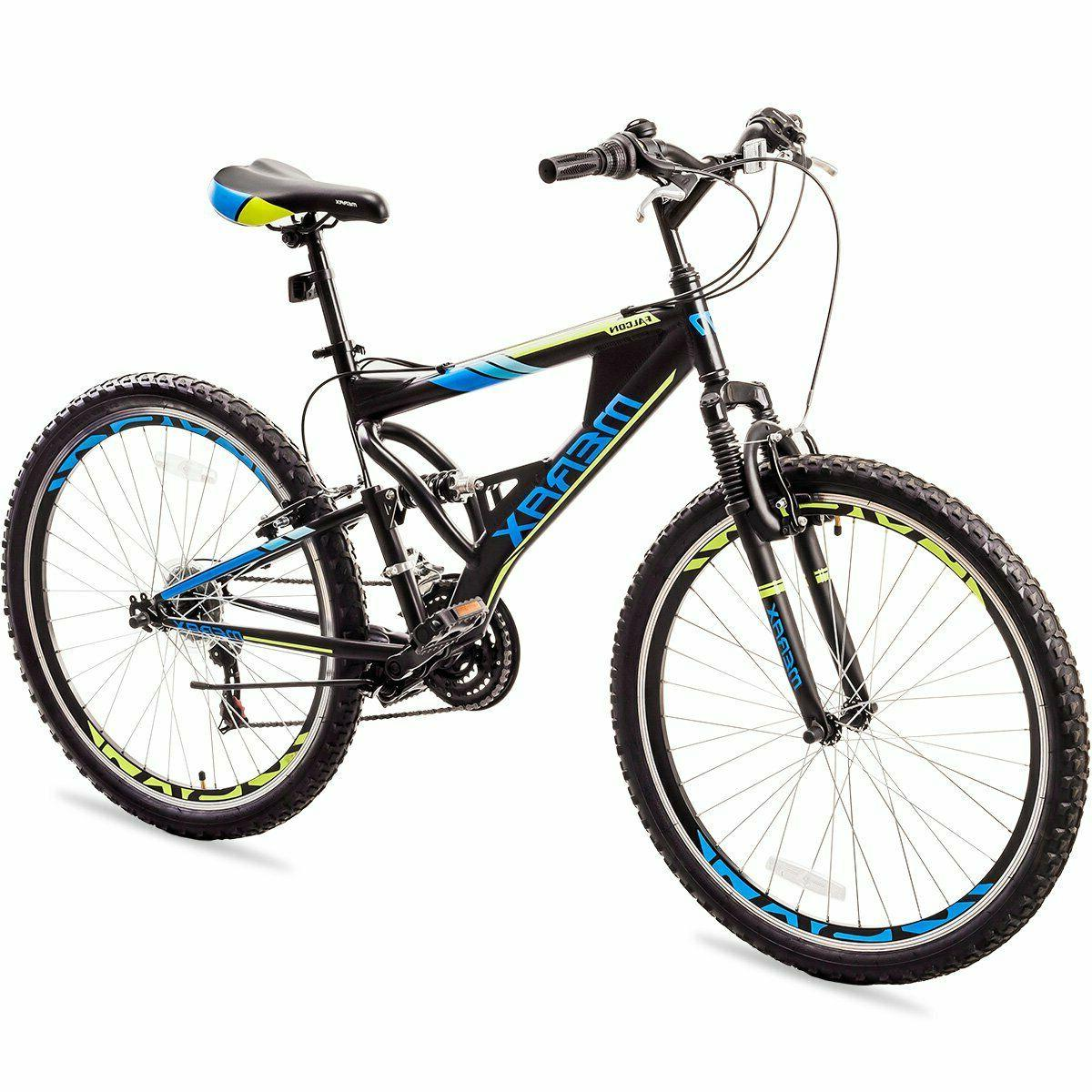 Aluminum Frame 21-Speed 26-inch Bicycle