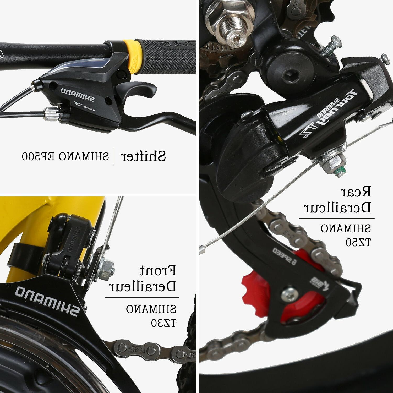 G6 3 Spoke Suspension Folding Bike Speed Bicycle