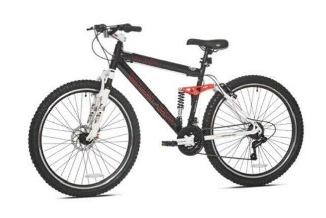 "26"" V2100 Mountain Bike with Suspension, Available Colors"