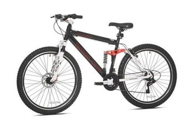 "26"" Men's Mountain Bike with Full Suspension,"