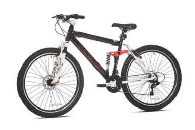 "26"" Mountain Bike Suspension, in Colors"