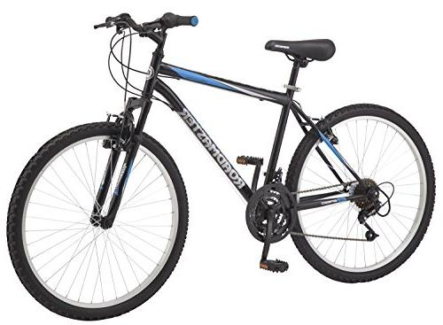 "Roadmaster Granite Mountain Bike 26"" wheel size, Mens Black"