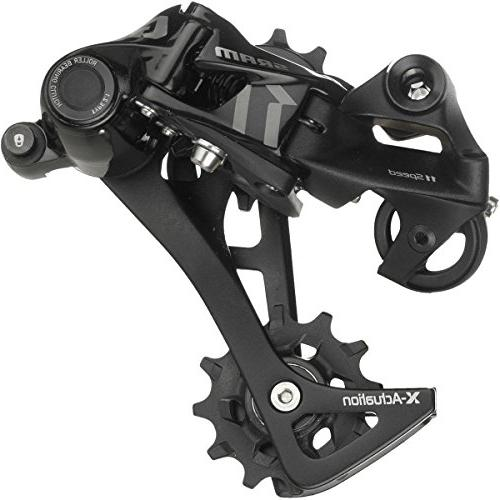 SRAM GX Bicycle Rear Derailleur with 1 x 11 Speed Long Cage,