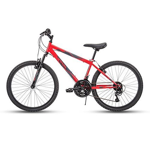 Huffy Hardtail Bike, Summit Ridge 24-26 21-Speed,