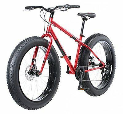 "HF6 Men's 26"" Bicycle, 18"" Size"