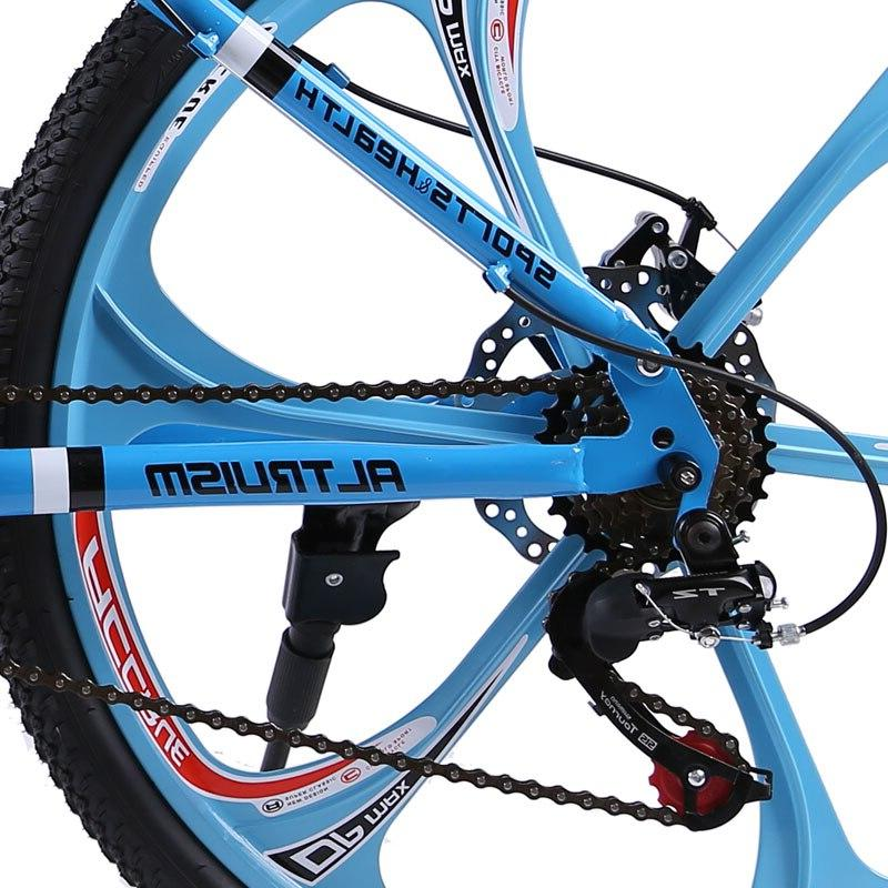 Hot Sale <font><b>Mountain</b></font> Bicycles Dual Brakes Variable <font><b>Bike</b></font> Bicycle