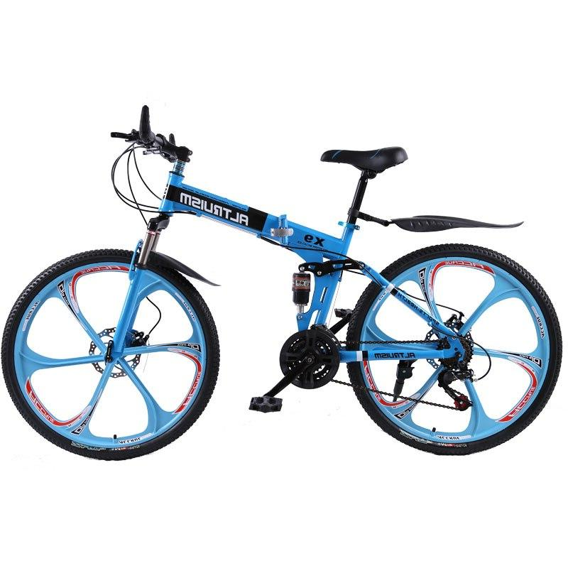 Hot Sale <font><b>Bikes</b></font> 26-Inch Steel Bicycles X9 Dual Brakes Variable <font><b>Bike</b></font>