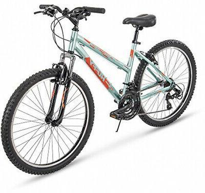 huffy hardtail mountain bike escalate 24 26