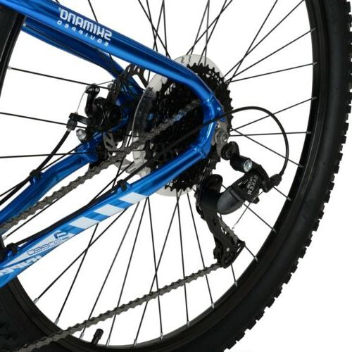 "Hyper 29"" Explorer Hard Mountain Blue speed shimano, disc"
