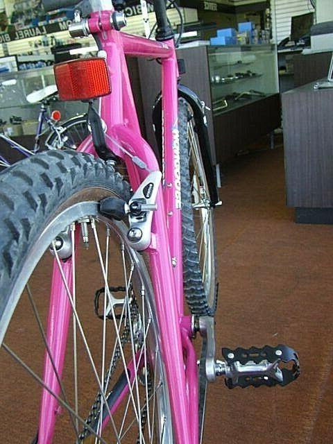 Mongoose Mtn Bicycle